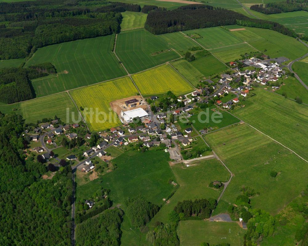 Rothenbach Von Oben Ortsteilansicht Von Obersayn In Der