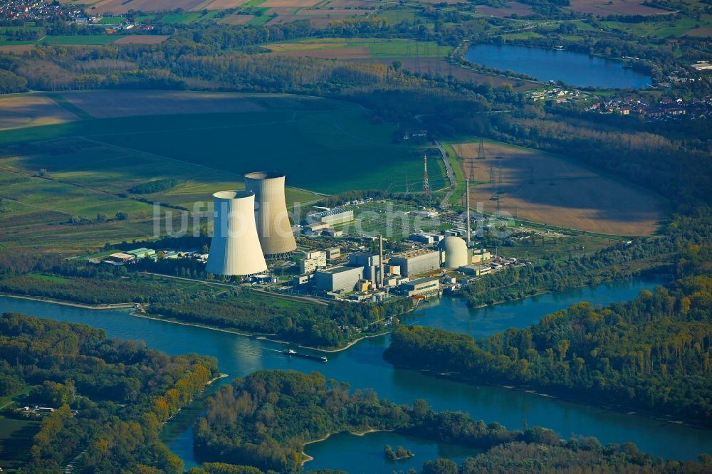 Philippsburg Kraftwerk