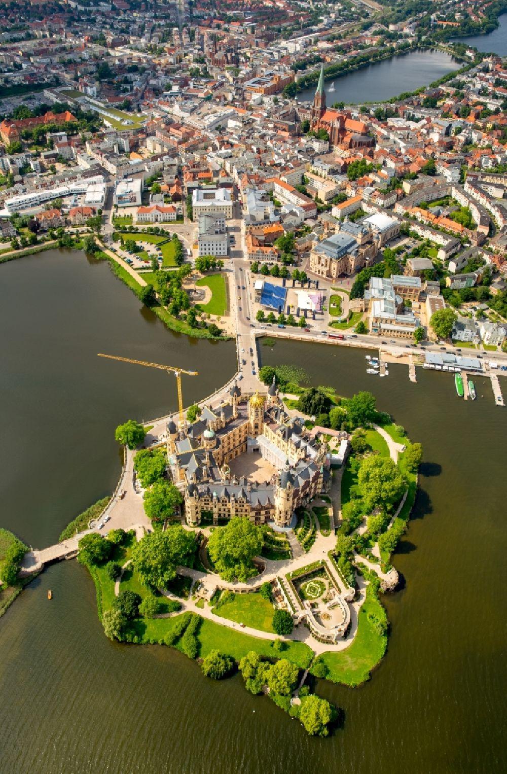 Landeshauptstadt Mecklenburg Vorpommern