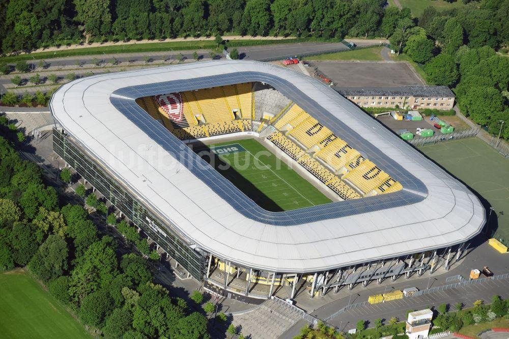 Fußballstadion Dresden