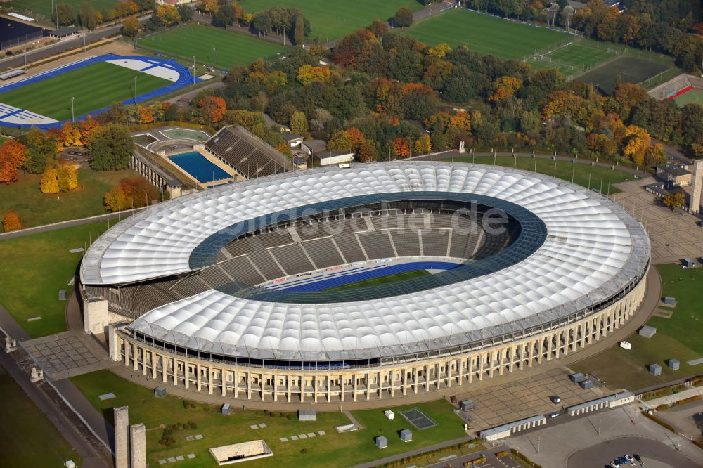 Fußballstadion Berlin