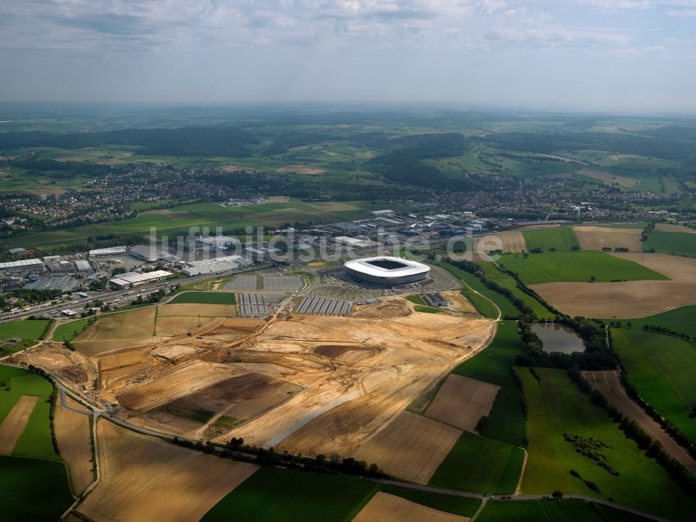 hoffenheim stadion plätze