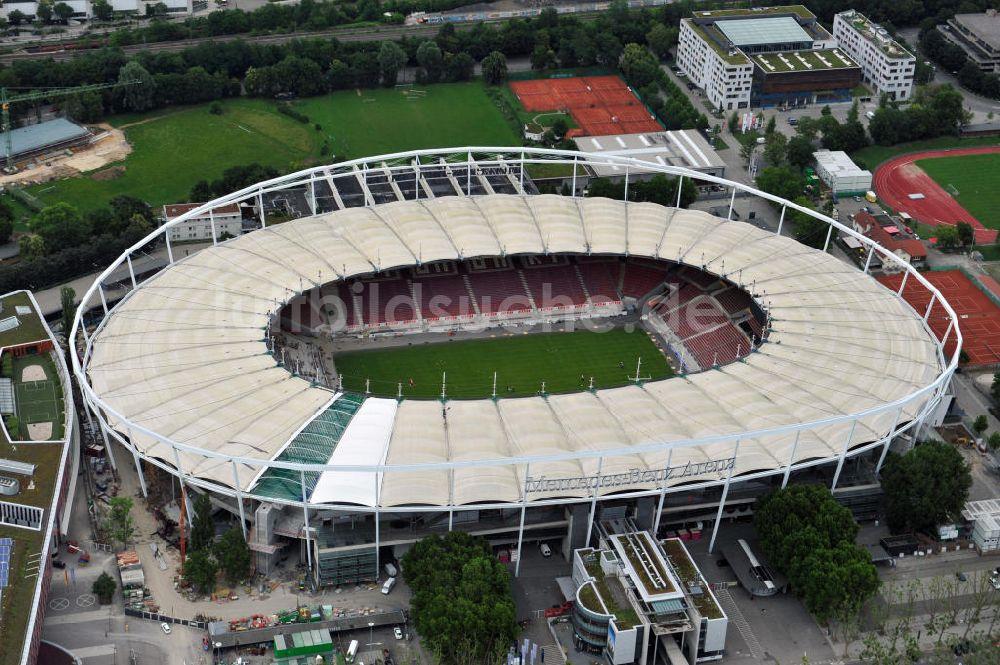Fußballstadion Stuttgart