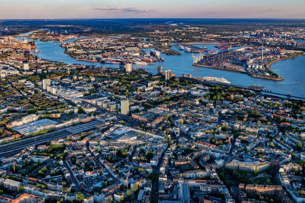 Stadtgebiet Hamburg