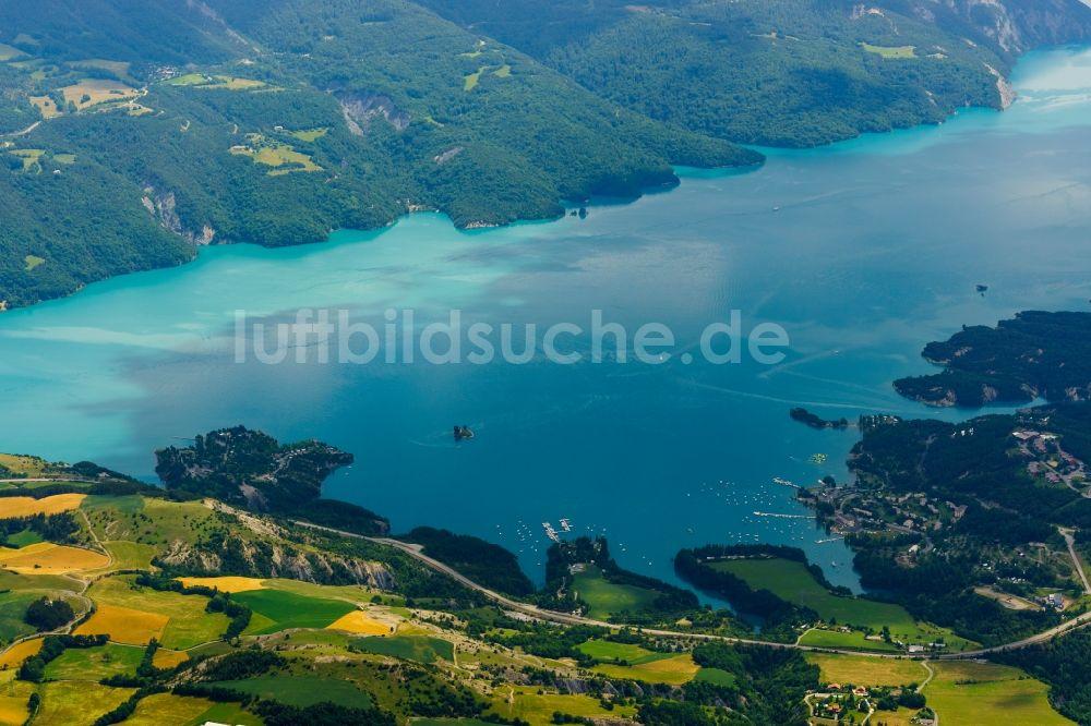 Lac Serre Poncon : Lac de serre ponçon picture of lac de serre poncon savines le