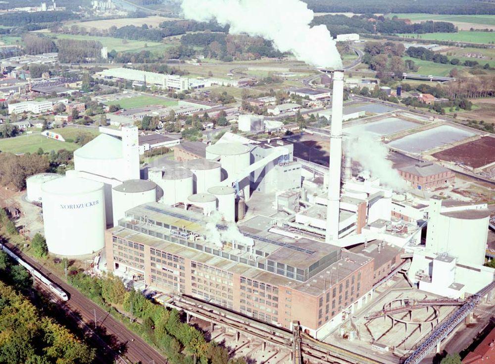 Uelzen Zuckerfabrik