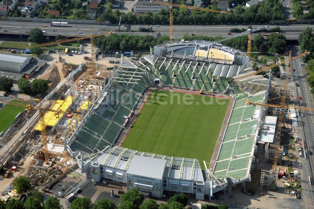 Heimspiele Leverkusen