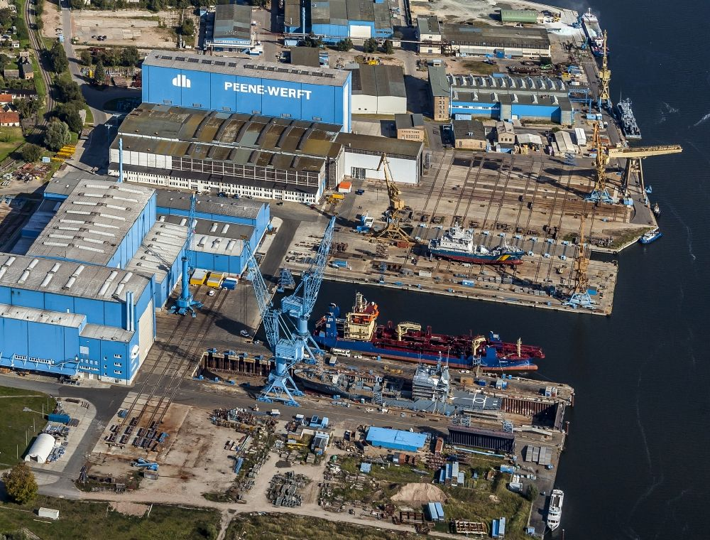 Werft Mecklenburg Vorpommern