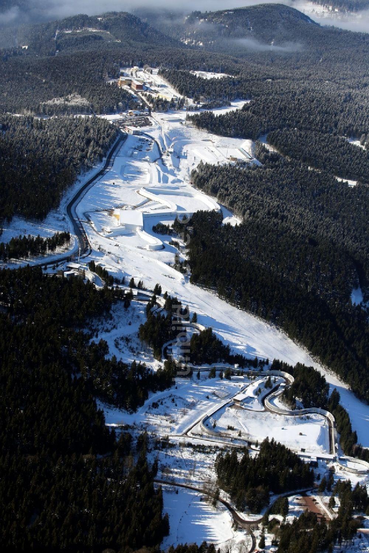Schnee Oberhof