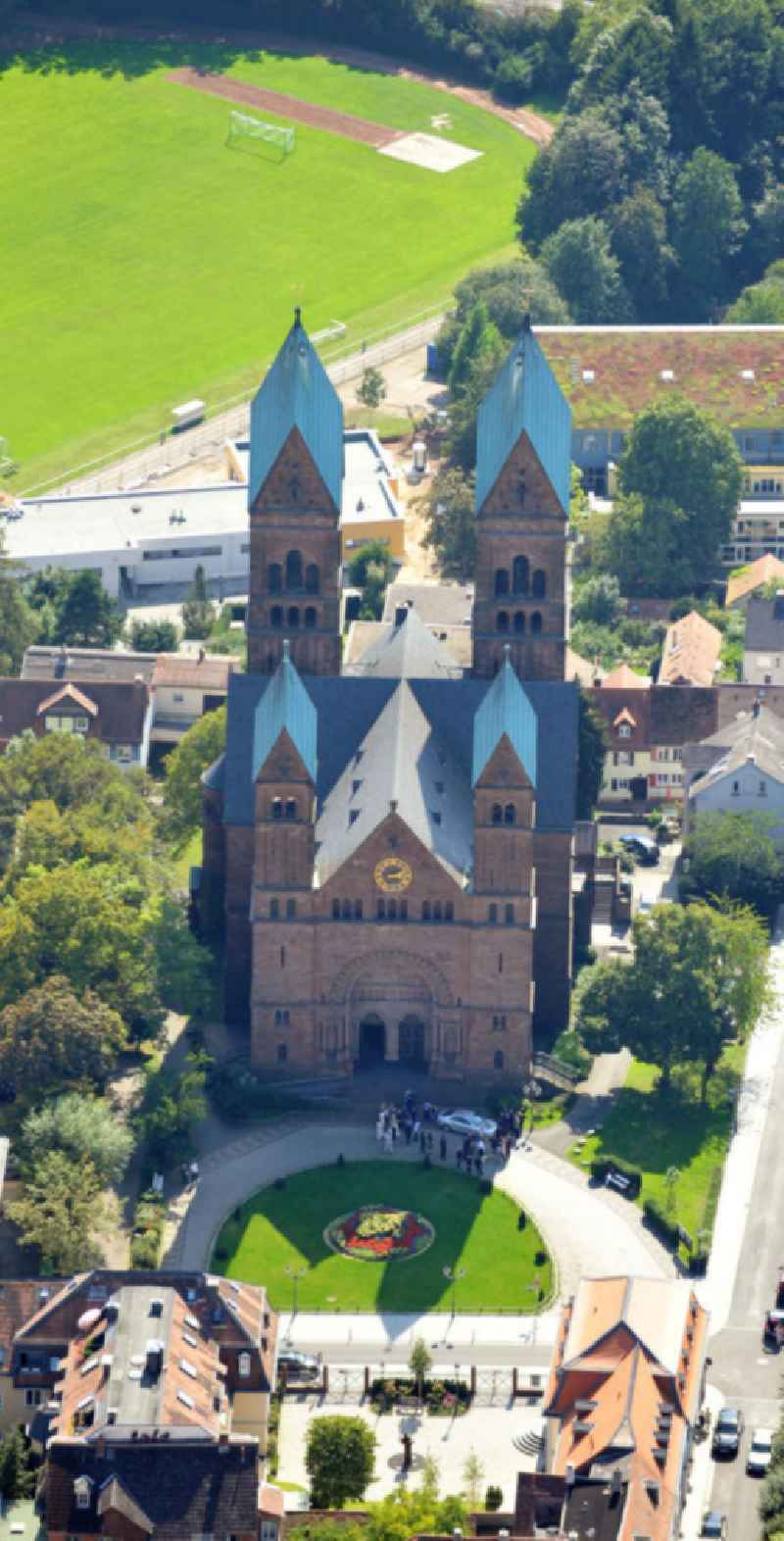 Erlöserkirche in Bad Homburg in Hessen