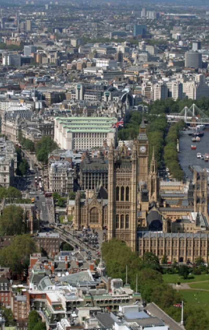 Palace of Westminster / Westminster- Palast in London